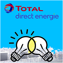 Parrainage Total Direct Energie